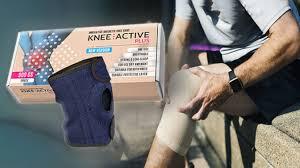 Knee Active Plus opaska stabilizujaca na kolano